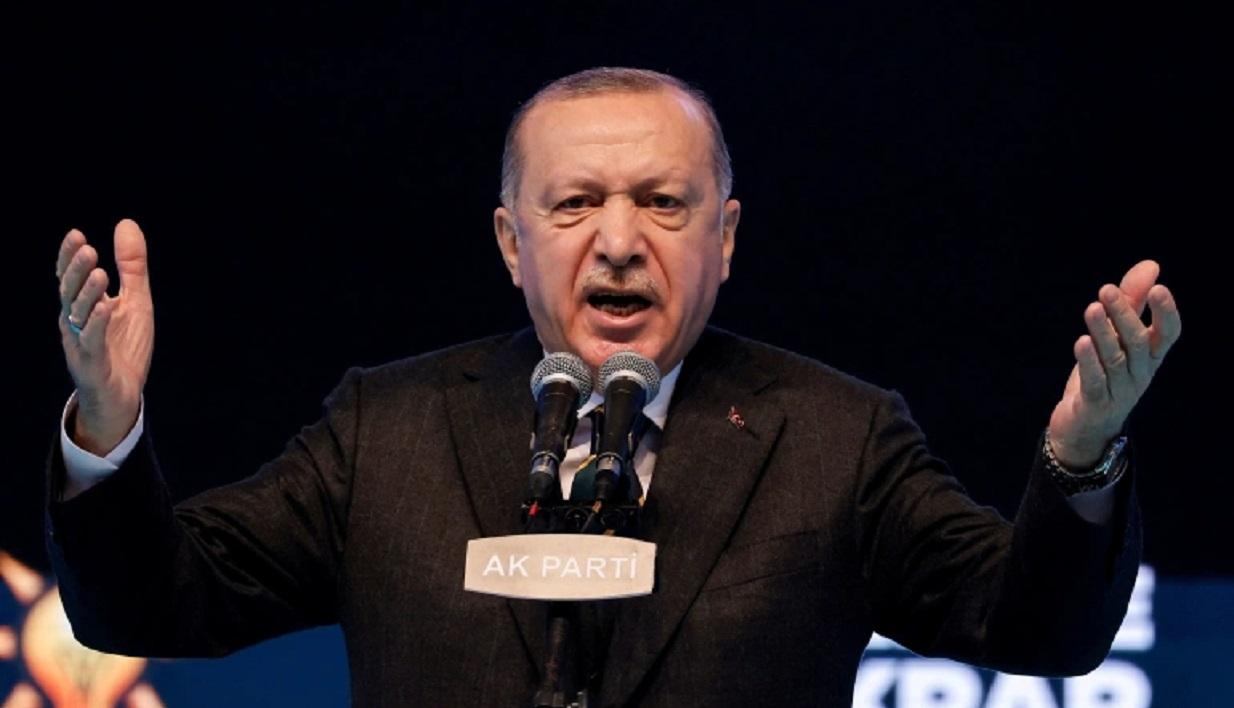 Israël doit recevoir une «leçon», dit Erdogan à Poutine