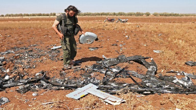 L'armée israélienne a abattu l'un de ses drones pensant qu'il venait de Gaza