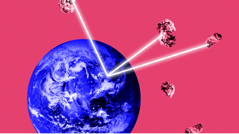 La Russie veut vaporiser des objets en orbite autour de la Terre avec un laser