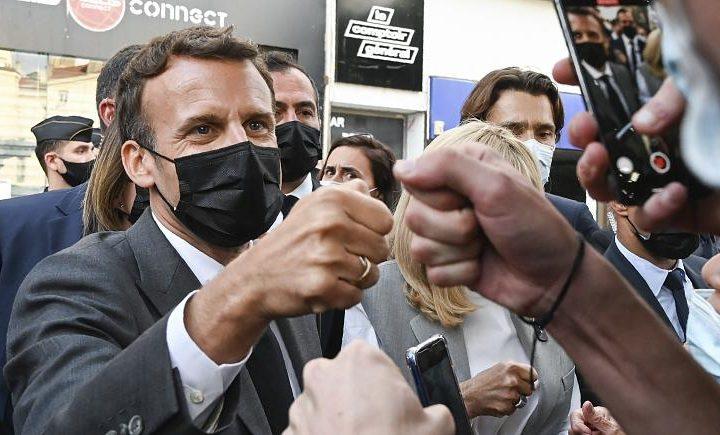 Voici la peine qu'a reçue le gifleur d'Emanuel Macron