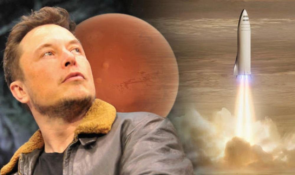 Le secret caché derrière l'exploration spatiale d'Elon Musk va vous choquer