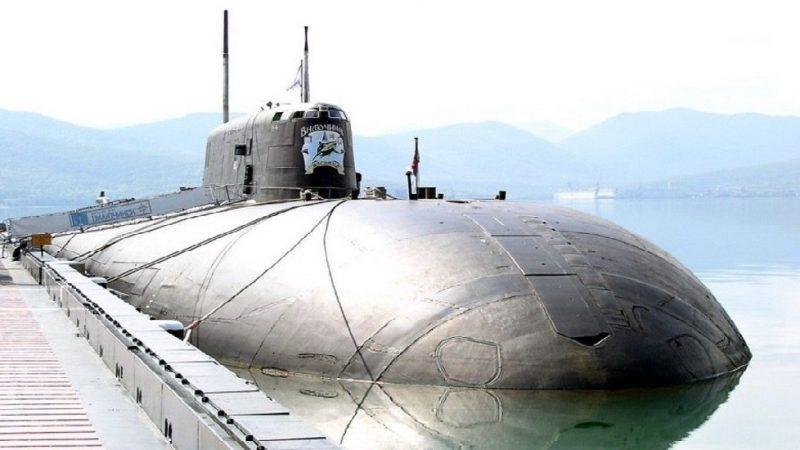 Un sous-marin nucléaire de pointe entrera en service dans la marine russe fin 2022
