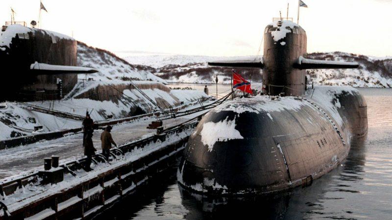 Ne le dites à personne : Deux armes nucléaires russes ont disparu dans un sous-marin