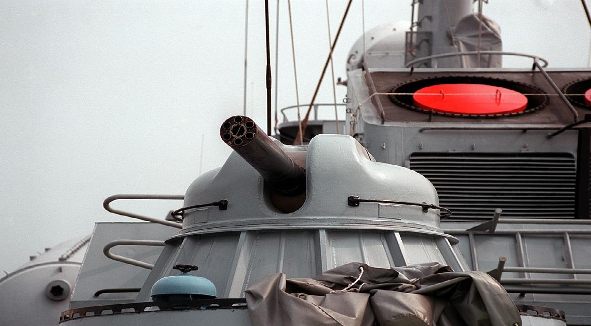 La Russie dit surveiller un navire espion français près du détroit de Tatarie