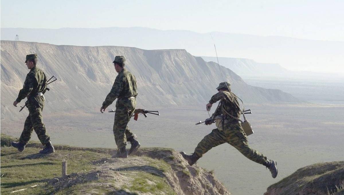 Une base russe au Tadjikistan prête à repousser les terroristes afghans si nécessaire