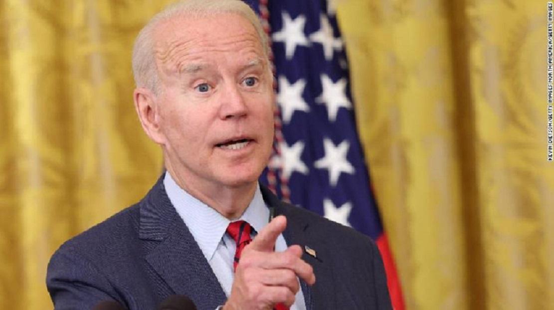 Imposer des sanctions au projet Nord Stream 2 n'avait pas de sens – Biden