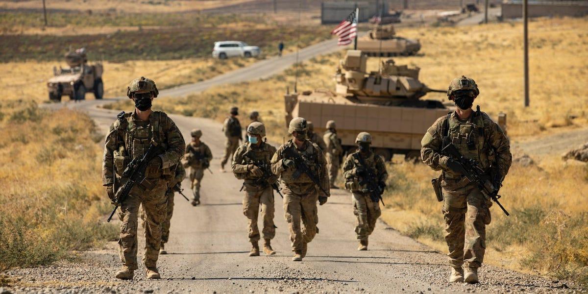 Les troupes américaines peuvent quitter la Syrie à tout moment