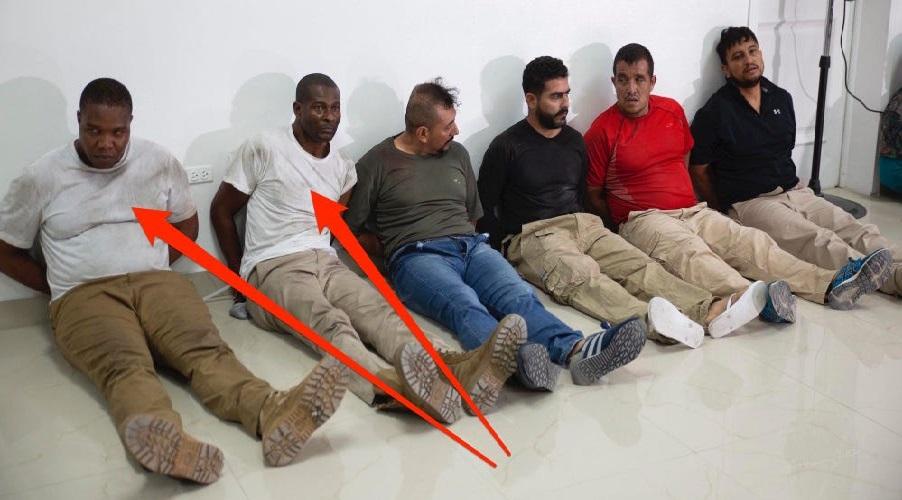 Deux Américains arrêtés pour avoir tué le président haïtien