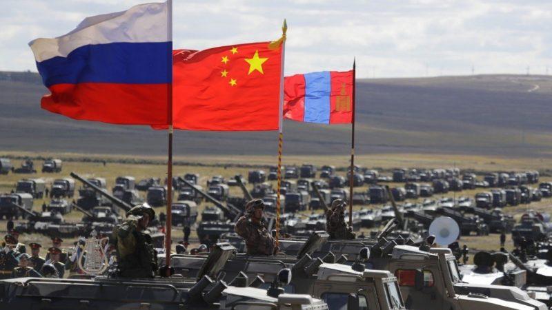 Les troupes russes et chinoises organiseront des exercices conjoints dans le nord de la Chine