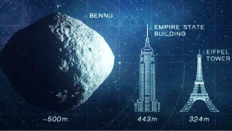 La Chine veut sauver le monde en bombardant Bennu un astéroïde de 500 mètres de diamètre