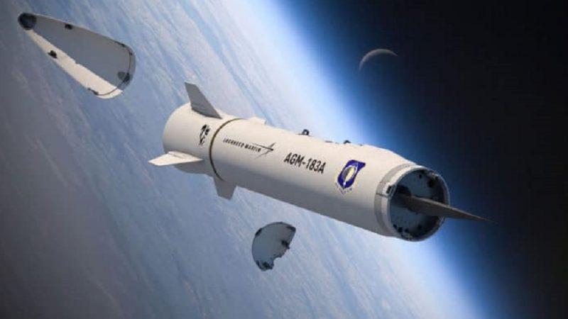 L'US Air Force fait exploser une ogive de missile hypersonique pour la première fois