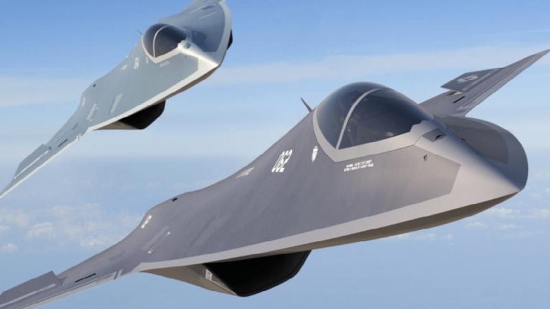 Les États-Unis teste le « Air Killer » un chasseur top secret de sixième génération