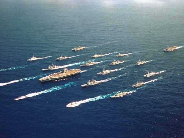 Voici pourquoi l'US Navy veut avoir 500 navires de guerre dans son arsenal