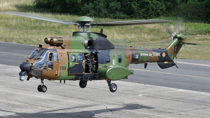 La Guinée équatoriale «intercepte» un hélicoptère militaire français qui «espionnait»