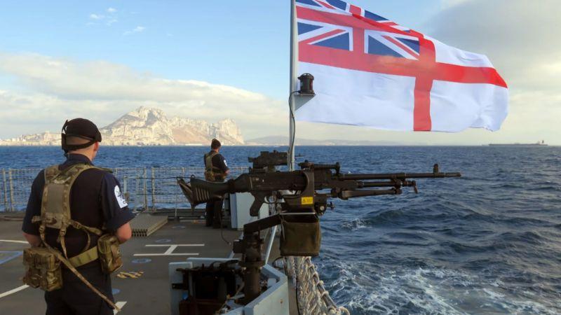Cinq des six destroyers de la Royal Navy sont actuellement indisponibles pour des raisons techniques