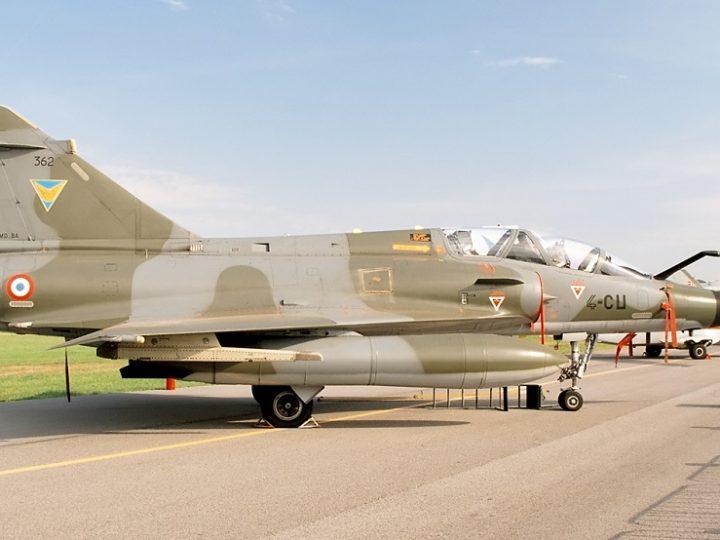 Barkhane : Un Mirage 2000D s'est écrasé au Mali