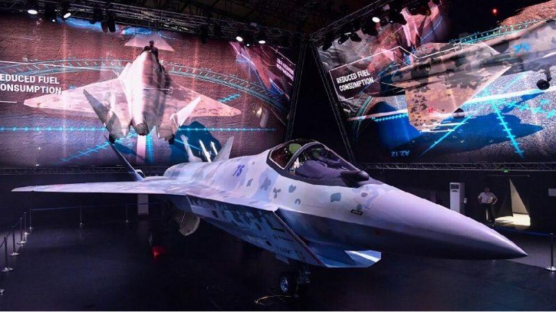 Le groupe Rostec en dit un peu plus sur le LTS « CheckMate », le nouvel avion russe de 5e génération