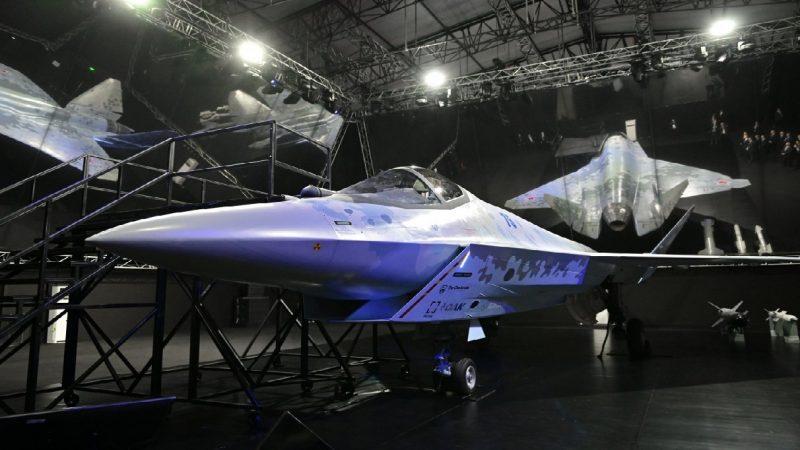 Le chasseur furtif Russe Checkmate n'est pas un F-35 (et même pas encore réel)