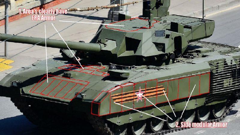 La Russie expérimente une version sans pilote de son char « le plus puissant au monde »