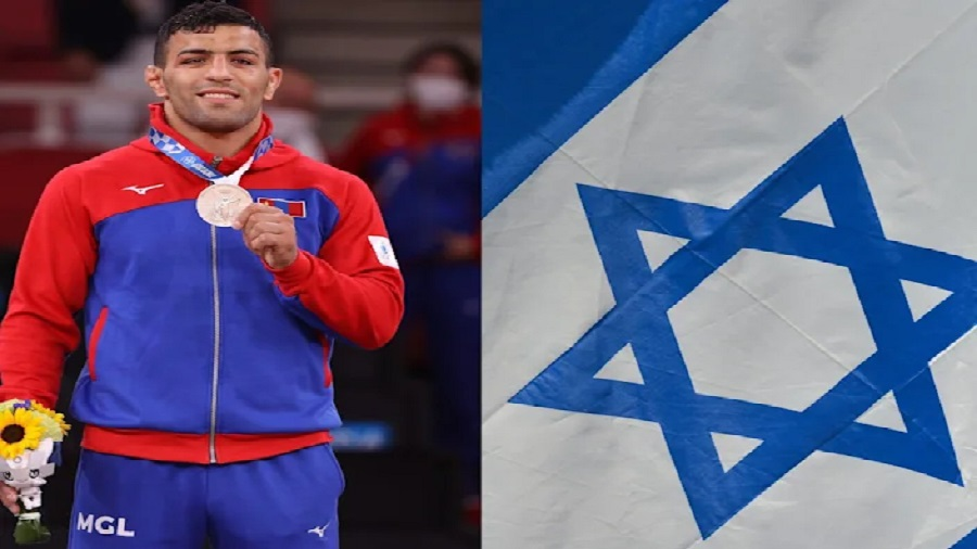 Un athlète iranien a remporté une médaille aux Jeux olympiques et a dédié la médaille à Israël