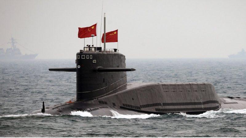 Le premier sous-marin nucléaire chinois n'est jamais sorti des eaux chinoises