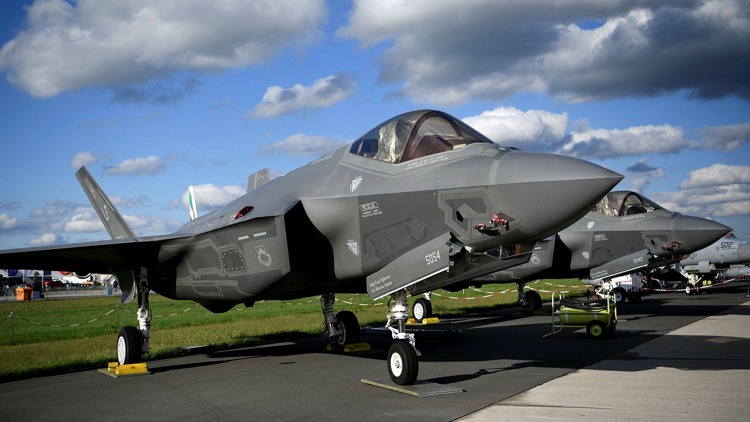 Oui, le chasseur furtif F 35 est désormais ouvert à tous pour le piloter. Voici comment