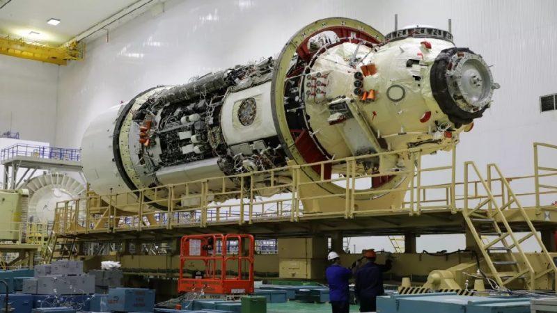 Le nouveau module russe Nauka prêt pour le lancement vers la Station spatiale internationale
