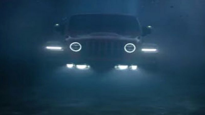 Les futures Jeeps pourront conduire sous l'eau, selon le PDG
