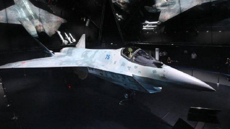 La Russie présente son tueur du F-35 baptisé 'Checkmate'