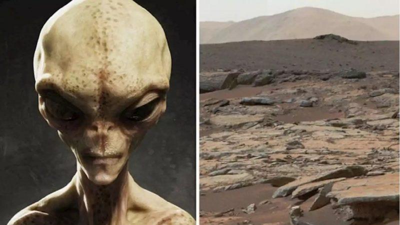 Un scientifique de la NASA avoue que la vie a déjà été trouvée sur Mars
