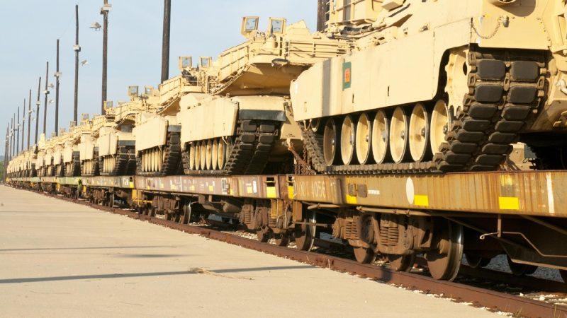 La Pologne achète 250 chars américains M1A2 SEPv3 Abrams pour contrer une agression russe