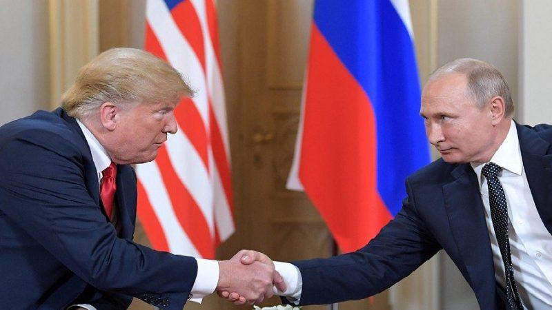 Des papiers du Kremlin semblent montrer le complot de Poutine pour mettre Trump à la Maison Blanche