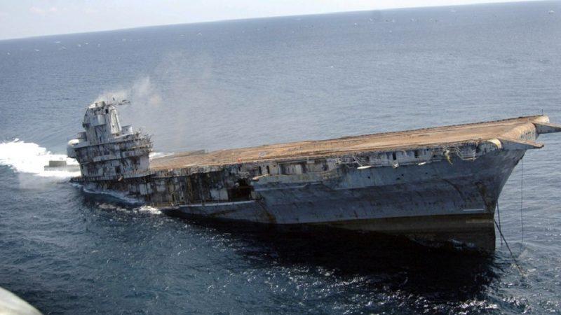 La Russie a un plan pour couler des porte-avions américains