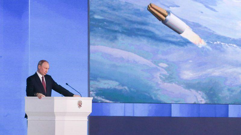 Le missile de croisière à propulsion nucléaire russe est un danger pour l'Amérique et pour Moscou