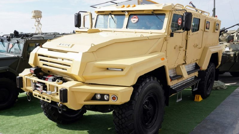 La Russie lance les essais des derniers véhicules blindés basés sur la plate-forme de combat Bumerang