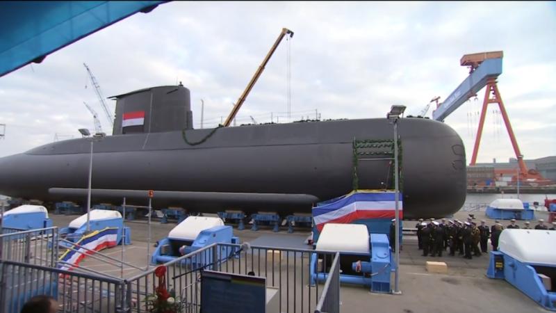 L'Égypte a reçu son quatrième sous-marin. Le barrage de la renaissance éthiopienne est-il en danger