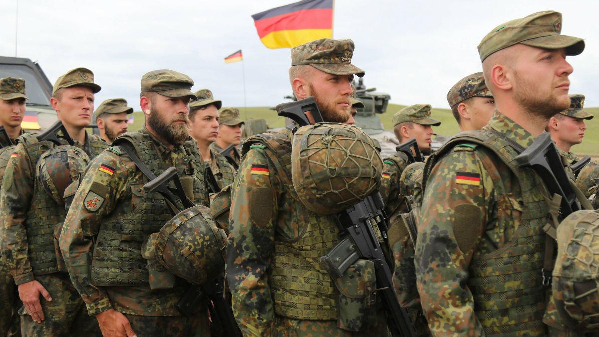 L'Allemagne veut-elle remplacer les USA? Des centaines de soldats allemands seront envoyés en afghanistan