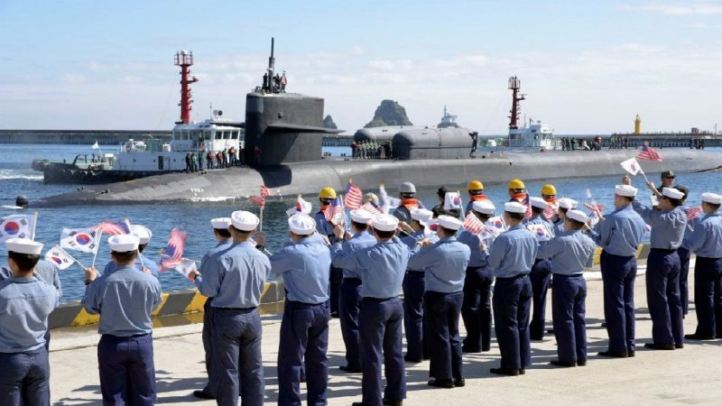Ce sous-marin américain peut déclencher et mettre fin à une guerre nucléaire en quelques minutes