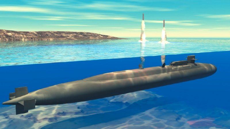 Armés jusqu'aux dents, les sous-marins américains de classe Ohio peuvent tout tuer