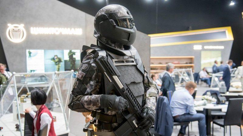 La Russie dit que son nouveau gilet pare-balles arrêtera les balles de calibre .50