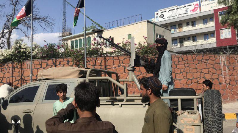 Les talibans placent l'ambassade de Russie à Kaboul sous protection