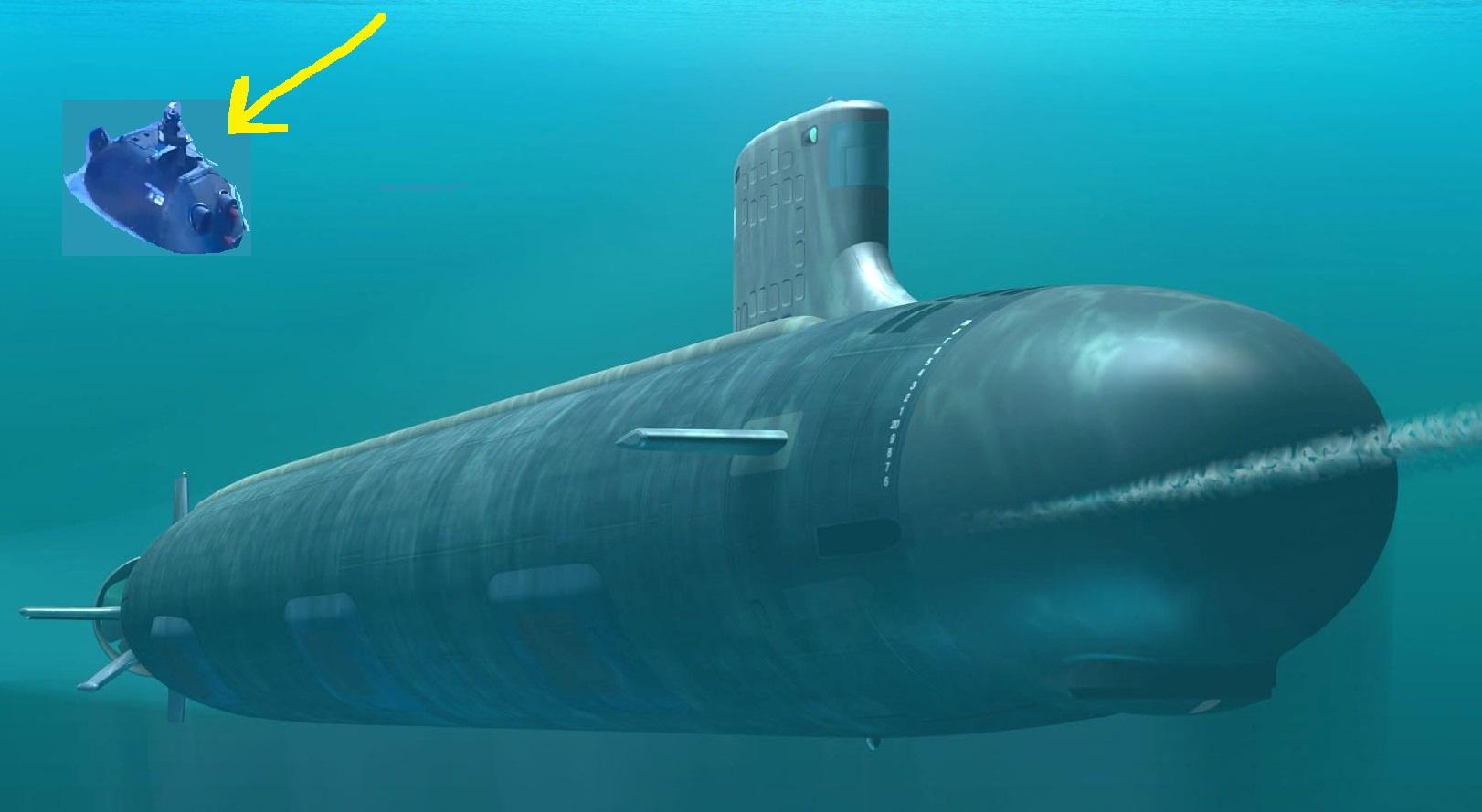 Les robots russes font perdre aux sous-marins américains leur avantage furtif