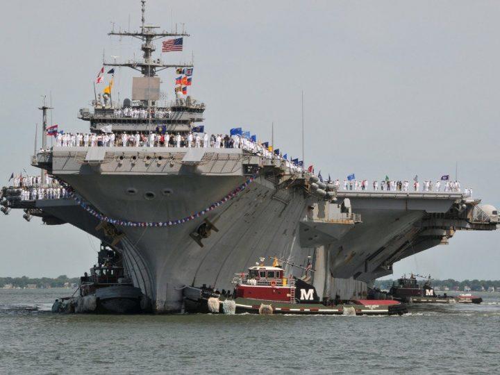 La plus grande menace pour les porte-avions américains n'est pas la Russie ou la Chine