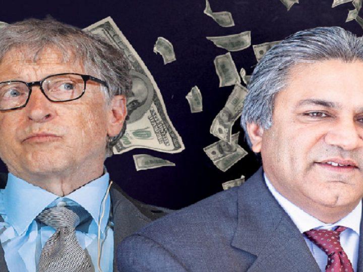 Comment un escroc pakistanais a «volé» 100 millions de dollars à Bill Gates