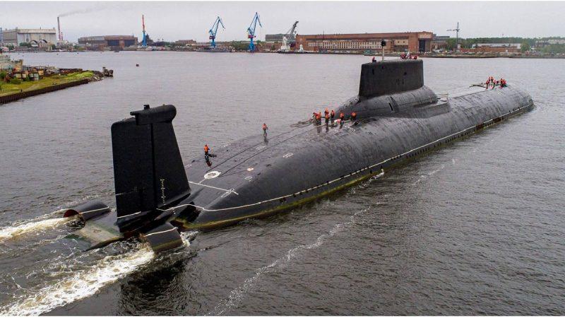 Le nouveau sous-marin nucléaire russe capable de transporter des missiles hypersoniques Tsirkon