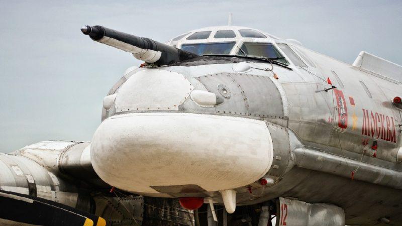 Des bombardiers russes Tu-95MS survolent régulièrement la mer du Japon