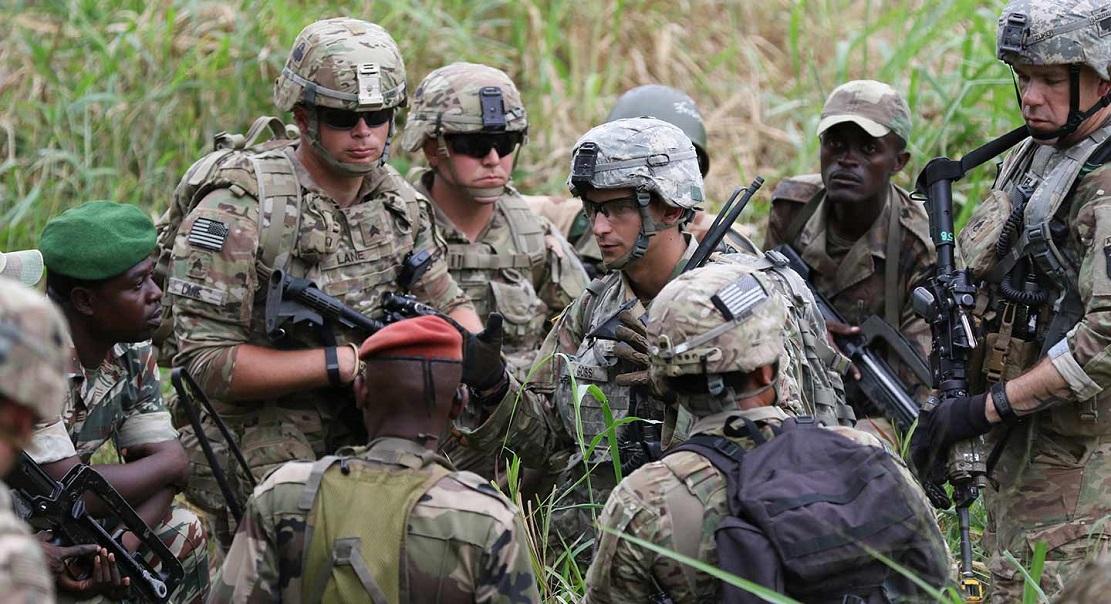 Après l'Afghanistan, des troupes américaines seront déployées en RDC
