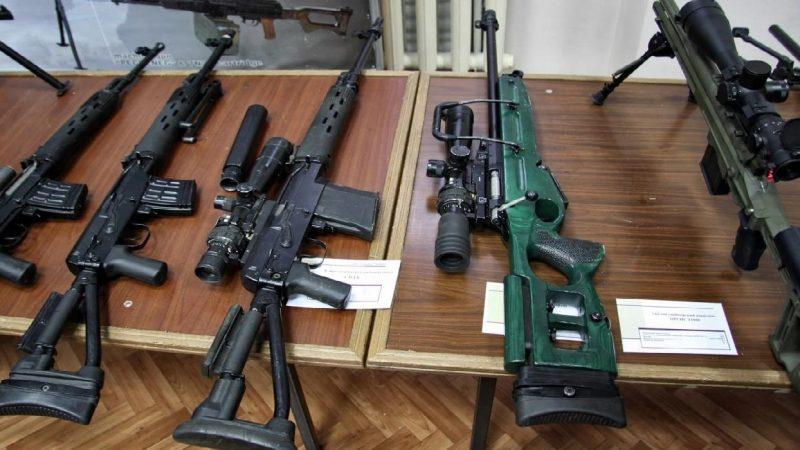 Ces nouveaux fusils russe mortels peuvent même percer une armure