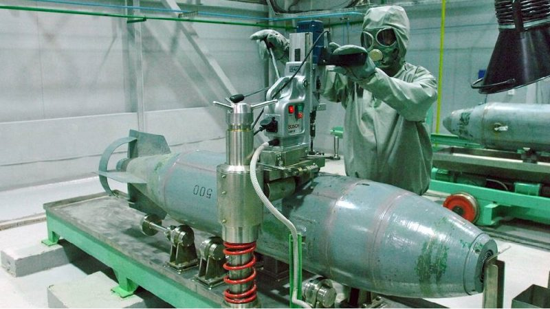 Voici l'arme non nucléaire la plus destructrice de la Russie