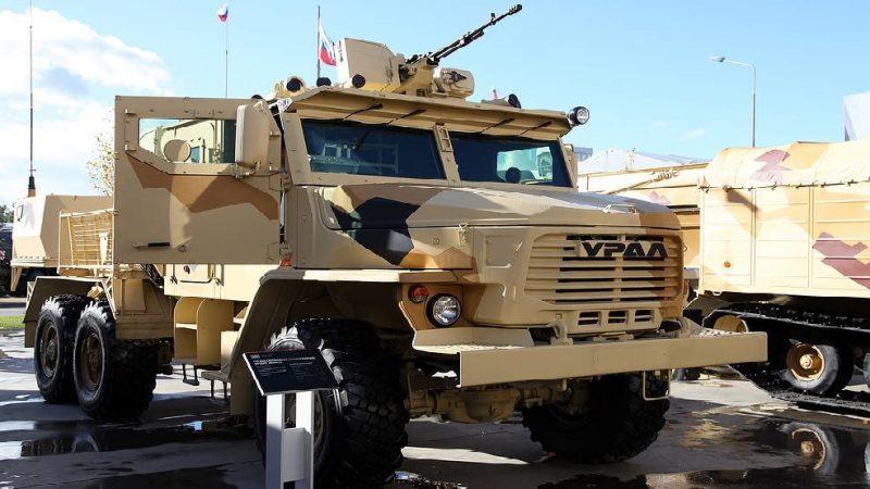 La Russie va lancer la production de systèmes d'artillerie de nouvelle génération